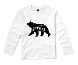 Verjaardagsshirt PARTY BEAR
