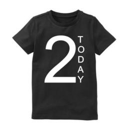 Verjaardagsshirt 2 today