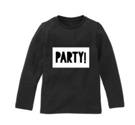 Verjaardagsshirt PARTY!