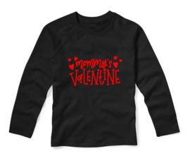 Valentijns shirt MOMMY'S VALENTINE