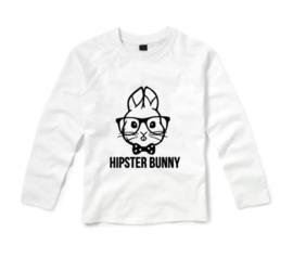 Pasen shirt HIPSTER BUNNY