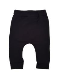 Basis baggy broek zwart