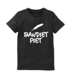 Sinterklaas shirt BANDIET PIET