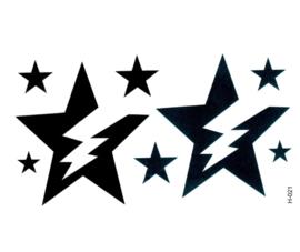 Tattoo STARS