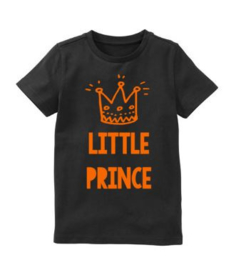 Koningsdag shirt LITTLE PRINCE