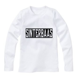 Sinterklaas shirt SINTERBAAS
