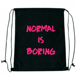 TAS NORMAL IS BORING