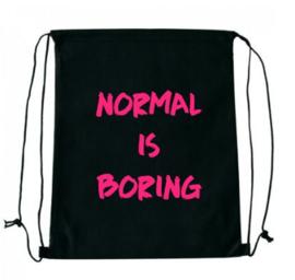 TAS NORMAL IS BORING