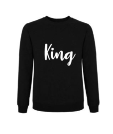 Heren Sweater KING
