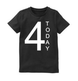 Verjaardagsshirt 4 Today