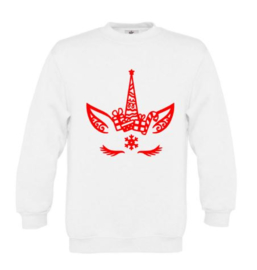 Kerst Sweater UNICORN