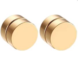 Magnetische oorbellen GOLD