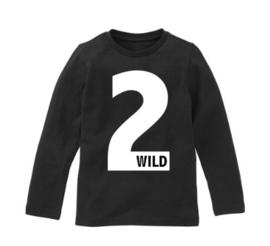 Verjaardagsshirt 2 wild