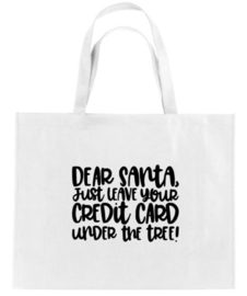 Kerst Shopper DEAR SANTA