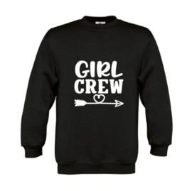 Sweater GIRL CREW