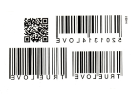 Tattoo BARCODE