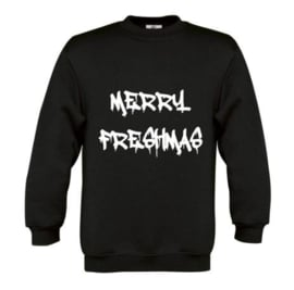 Kerst Sweater MERRY FRESHMAS