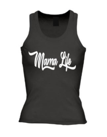 Dames tanktop Mom life