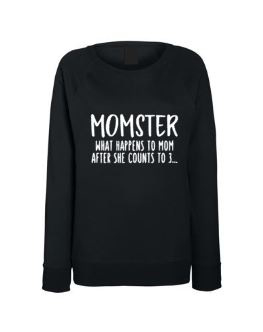 Dames Sweater MOMSTER