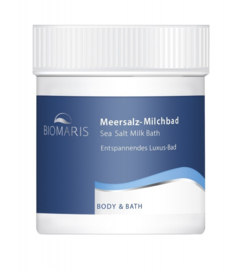 Biomaris - Sea salt milk bath 400 gr