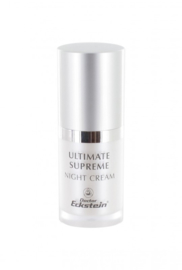 Ultimate Supreme Night Cream - DoctorEckstein 15 ml