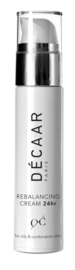 Rebalancing cream 24hr - DECAAR 50 ml