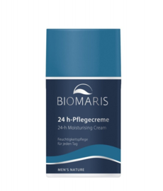 Biomaris Men - 24-h Moisturising cream nature 50 ml