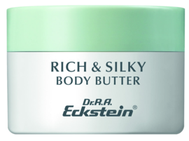 Rich & Silky body butter - DoctorEckstein 200 ml