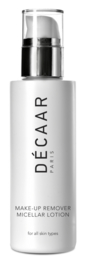 MAKE-UP REMOVER & MICCELAR LOTION - DECAAR 200ml