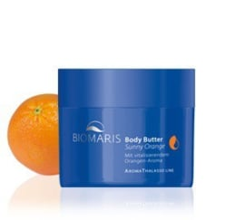 Biomaris - Body Butter Sunny Orange 200 ml