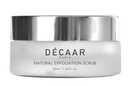 NATURAL EXFOLIATION SCRUB - DECAAR 50ml