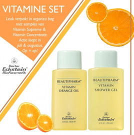 DOCTOR ECKSTEIN – VITAMINE SET MET GRATIS SAMPLES IN ORGANZA ZAKJE