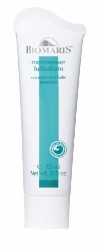 Biomaris - Sea water foot balm emulsion 75 ml in tube