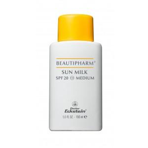 Beautipharm Sun Milk SPF 20 Medium - DoctorEckstein 150 ml
