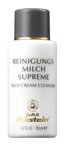 Reinigingsmelk supreme - DoctorEckstein 150 ml