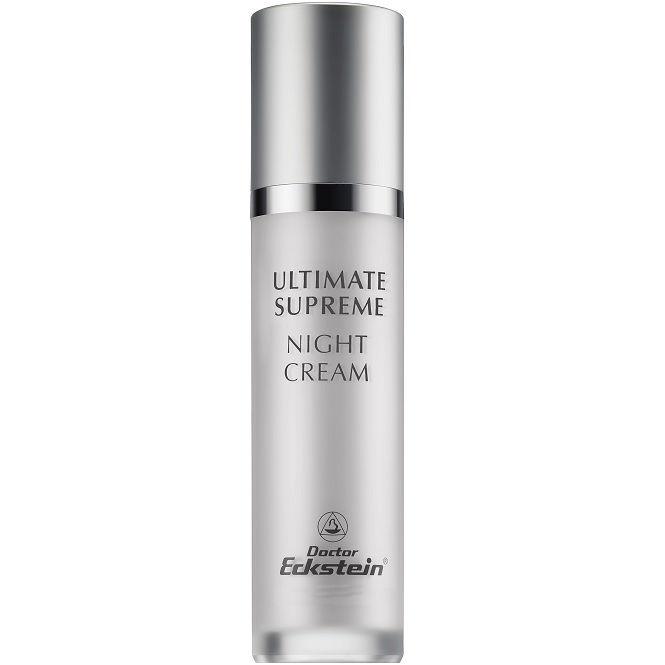 Ultimate Supreme Night Cream - DoctorEckstein 50 ml