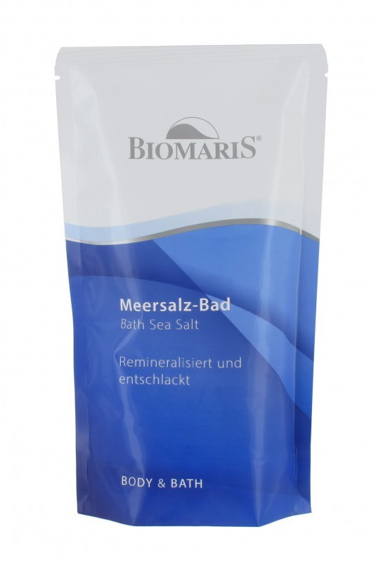 Biomaris - Bath Sea Salt 500 gr