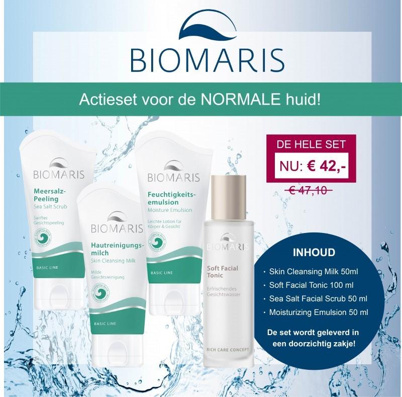 Biomaris - Set 1 : Normale Huid 800631