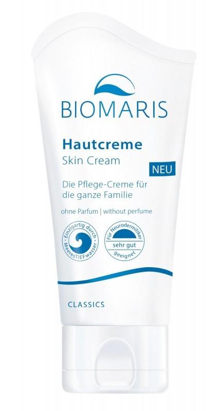 Biomaris - Skin cream NEW 50 ml (without perfume) 800029