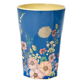 RICE beker tall - Flower Collage print (nieuwe collectie AW 2019)