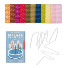 Kikkerland Beeswax Candle Kit