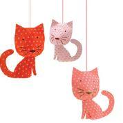 DJECO decoratie- Katten