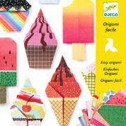DJECO Origami ijsjes  5 jr. +
