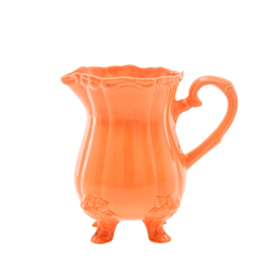 RICE jug with feet in Tangerine - 1,7L (nieuwe collectie 'Choose Happy' 2021)