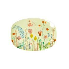 RICE melamine schaal klein - summer flowers print (nieuwe collectie 'Choose Happy' 2021)