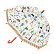 DJECO Paraplu - Under the Rain - 4 jr+