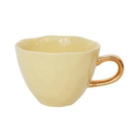 Urban Nature Culture - Good Morning cup - raffia yellow