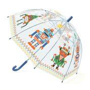 DJECO Paraplu - Robots - 4 jr+