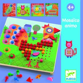 DJECO Mosaico Animo  4 jr.  +