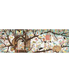 DJECO Puzzel Tree House (200 stukjes) 6 jr. +